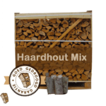 haardhout mix 1 kuub 1m2