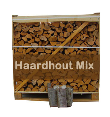 Haardhout - Mix